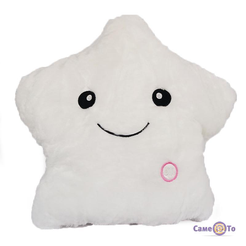 Декоративная подушка для сна Звезда