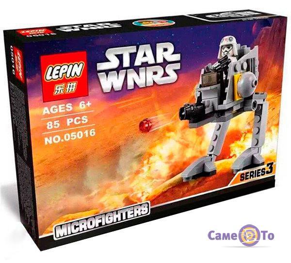 Конструктор Lepin Star Wars Шагоход империи (аналог Lego) 85 pcs
