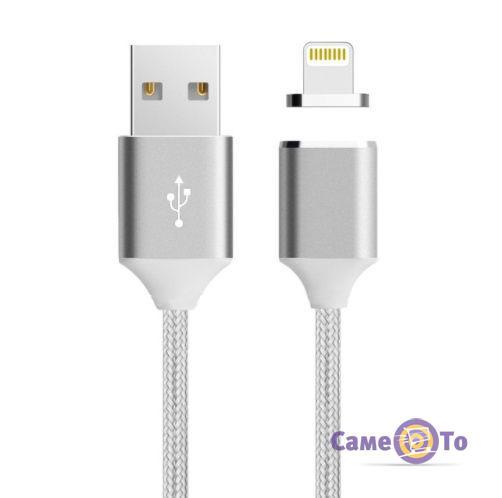 Магнитный кабель USB для iPhone Magnettic to USB Cable MD818FE/A