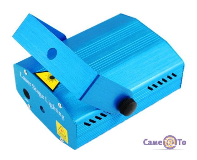 Лазерный проектор Laser Stage Lighting YX-6A (YX-6B)