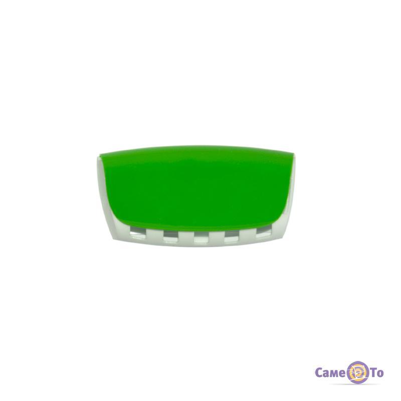 Дозатор зубной пасты с держателем для щёток Jinxin-300 2 в 1