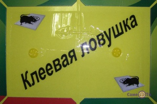 Клейова пастка для мишей і гризунів Catch Expert