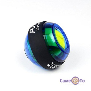 Кистьовий тренажер Powerball (Пауерболл) WristBall