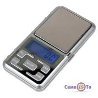 Електронні кишенькові ваги Pocket Scale MH-500