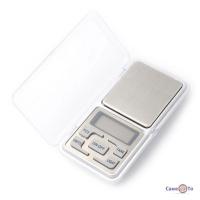 Цифрові портативні ваги Pocket Scale MH-200 | MS-1728