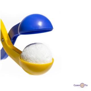 Сніжколіп, пристрій для ліплення сніжків, кольори в асортименті