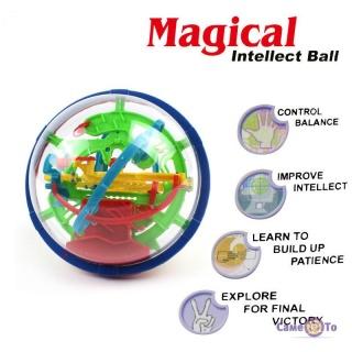Дитяча головоломка Шар-лабіринт Magical Intellect Ball