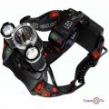 Налобный светодиодный фонарь Police BL-RJ3000-T6
