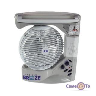 Уценка! Многофункциональный вентилятор PACIFIC BREEZE 6 in 1 EL-2102