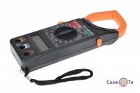 Cтрумовимірювальні кліщі-мультиметр DT-266FT