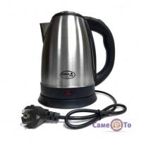 Чайник електричний дисковий Domotec DT805 на 2 літри