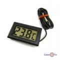 Термометр с выносным датчиком температуры