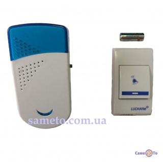 Дверний дзвінок бездротовий Luckarm Intelligent 8603