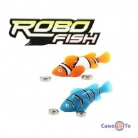 Роборыбка Robo Fish Робофиш - интерактивная рыбка робот