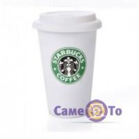 Термокружка Starbucks Старбакс керамическая