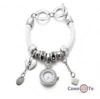 Часы браслет наручные в стиле Пандора Pandora