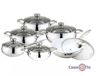 Набор посуды на 12 предметов Kamille