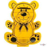 Сольова грілка «Ведмедик»