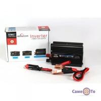 Инвертор UKC Inverter I-Power SSK 500W преобразователь энергии