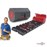 Органайзер-переносной ящик для инструментов Roll-n-Store