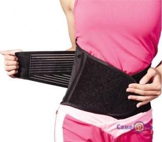 Пояс для спины с магнитами Bamboo Yarn Belt FI-1210