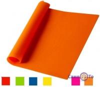 Силіконовий килимок для випічки і розкатки тіста 58х47 см.