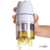 Електрична терка для сиру, горіхів і шоколаду One Touch