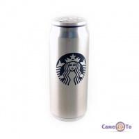 Кружка-банка Starbucks Старбакс (термокружка) 350 мл.