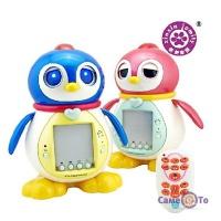 Інтерактивна іграшка Пінгвін Тиша з ПДУ