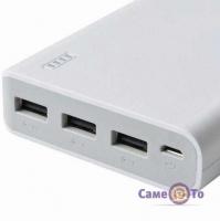 Портативний акумулятор Power Bank UKC 40000 mAh (3-USB)