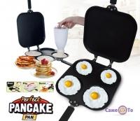 Двухсторонняя сковорода для блинчиков Perfect Pancake Pan