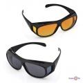 Противідблискуючі окуляри для водіїв HD Vision Wrap Arounds (день/ніч)