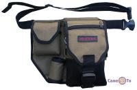 Поясна сумка з тримачем вудилища IdeaFisher Stakan S55