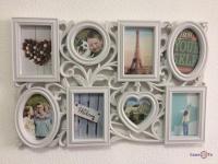 Мультирамка на 8 фотографий для ярких воспоминаний!