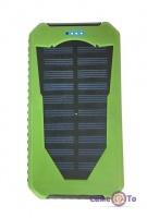 Зарядний пристрій на сонячній батареї Power Box Polymer