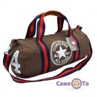 Спортивна сумка-бочонок Converse All Star Конверс