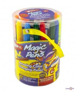 Чарівні фломастери Magic Pens що змінюють колір - упаковка
