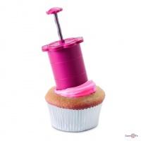 Плунжер-бур для капкейков, кексів, мафінів Cupcake Plunger