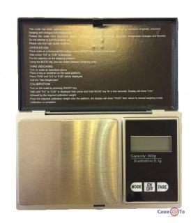 Карманные портативные электронные ювелирные весы Digital scale Professional-mini CS-500