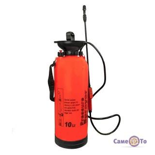 Ручний садовий помповий оприскувач для саду та городу Pressure Sprayer 10 л.