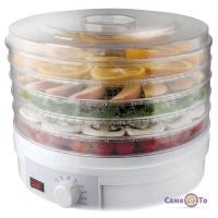 Сушка для овочів, фруктів і грибів з терморегулятором SBL-1215
