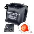 Туристичний переносний літній душ Camp Shower для кемпінгу і дачі на 40 літрів