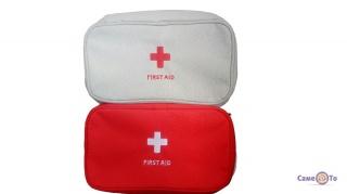 Походная туристическая мини-аптечка первой помощи First-Aid Pouch Large