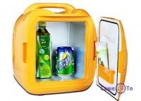 Маленький переносний автомобільний холодильник CONGBAO CB-D008, 7.8L