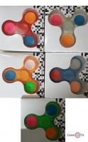 Игрушка антистресс - хенд спиннер для пальцев Hand spinner (finger spinner)