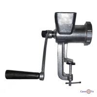 Ручная механическая алюминиевая мясорубка МА-С ГОСТ-4025-83