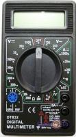 Цифровий мультиметр DT 832
