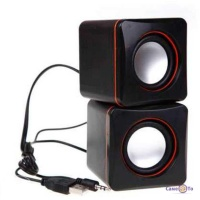 Портативні комп'ютерні міні-колонки з USB Mini Digital Speaker 2.0 G101