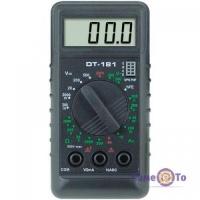 Компактний цифровий мультиметр DT-181