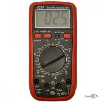 Професійний цифровий мультиметр DT VC 61